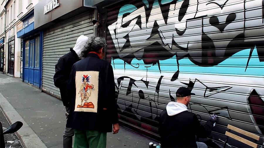 Graffiti Session: PANET & TAX ONE