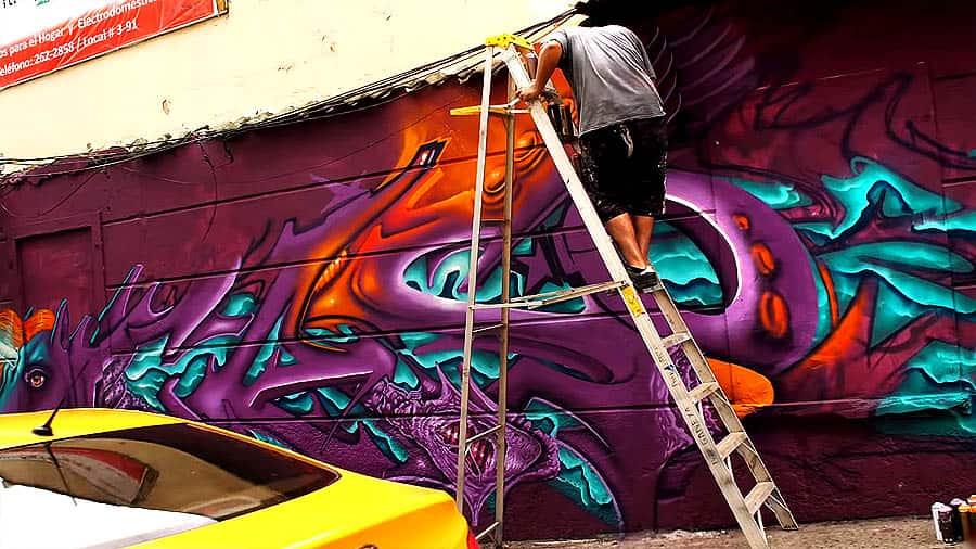 Graffiti Session: CASO3