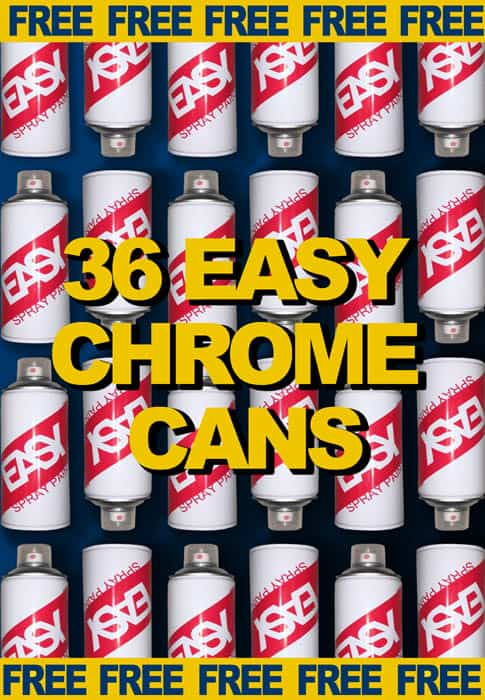CULTRA.RU | БЕСПЛАТНЫЙ РОЗЫГРЫШ 36 БАНОК EASY Chrome