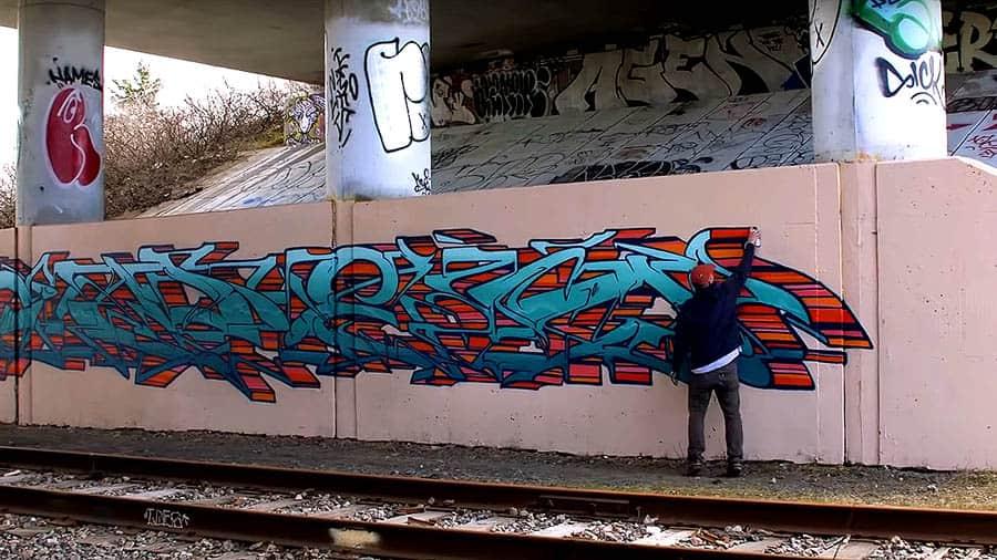 Graffiti Session: Mopes