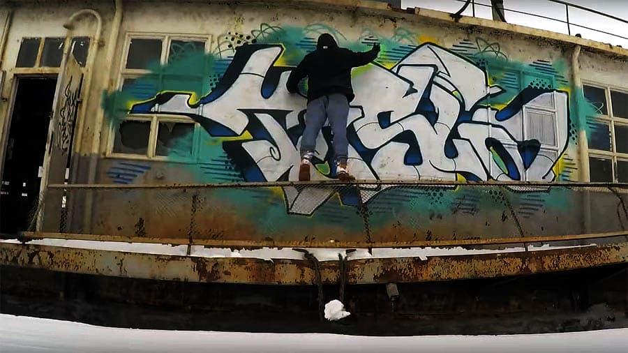 GRAFFITI by TESLA