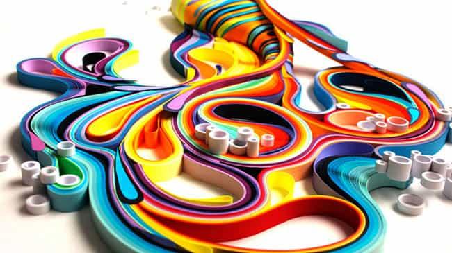 Вдохновение художника для рисования