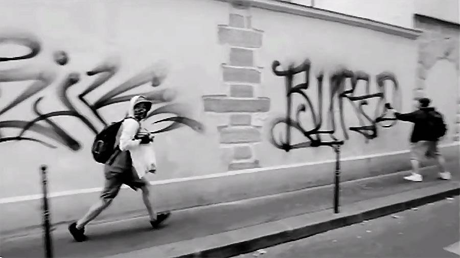 In Action 005 – Burs and Bozik in Paris