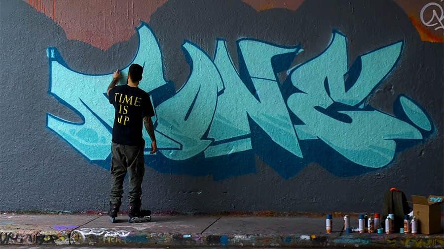 Graffiti Session: Fone