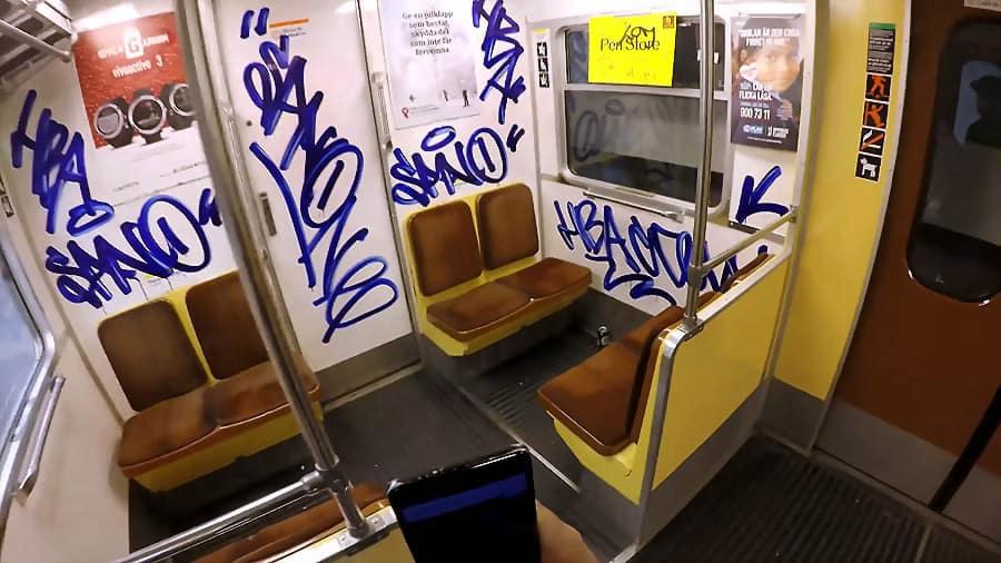 SANO – 3 Trains Inside