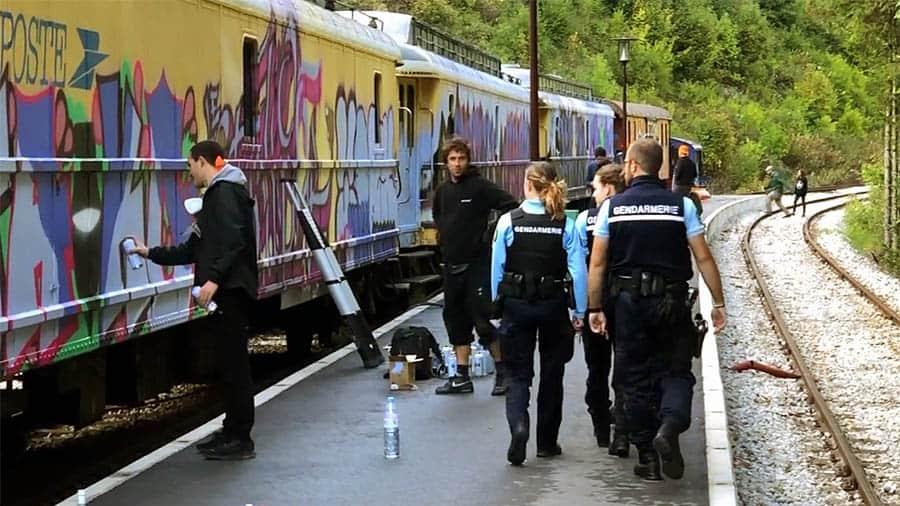 Art On Train Festival 2019 – Recap