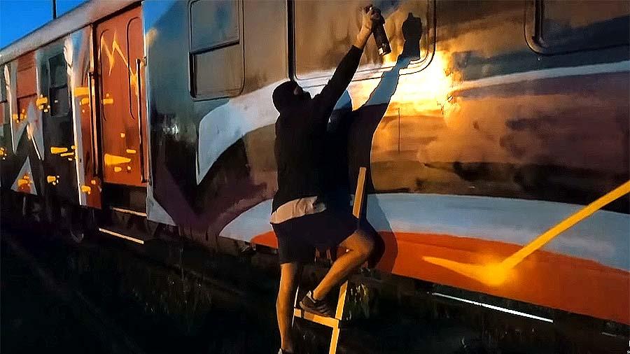 Poland Summertime Whole-Train