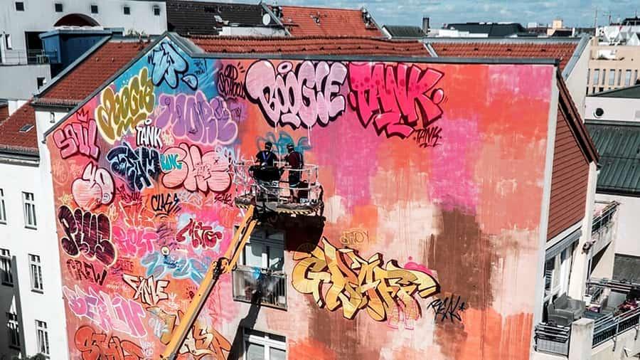 VLOG #08 Berlin — BOOGIE IS YOUR FRIEND