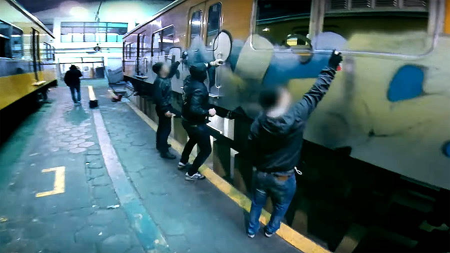 Caribes x Over Rails | Buenos Aires
