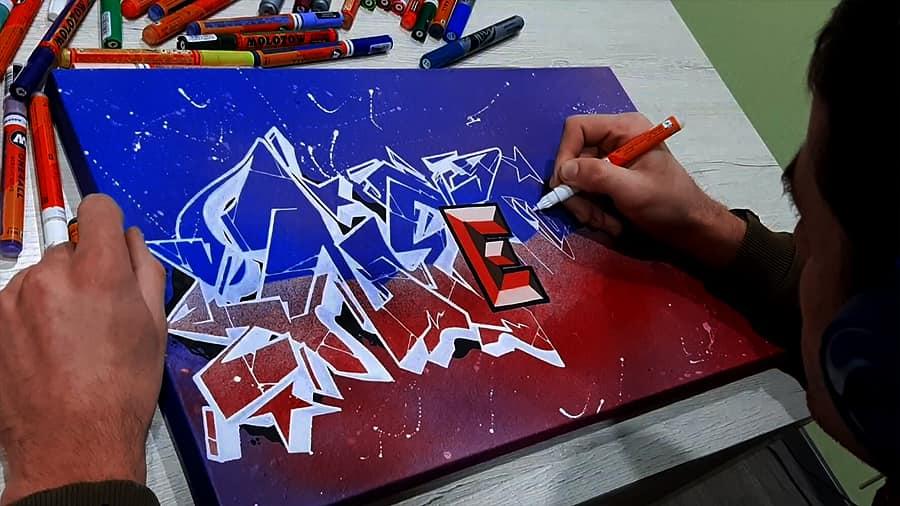 Hewok | GRAFFITI CANVAS