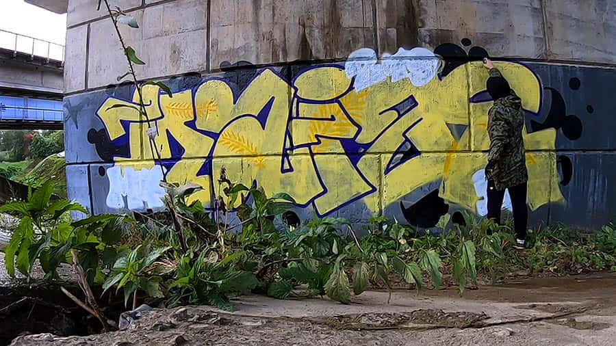 GRAFFITI | MAIZ (MVP, IC)