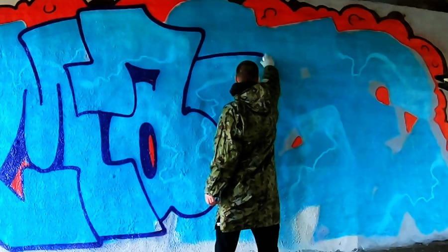 GRAFFITI | MAIZ x ПАШОК