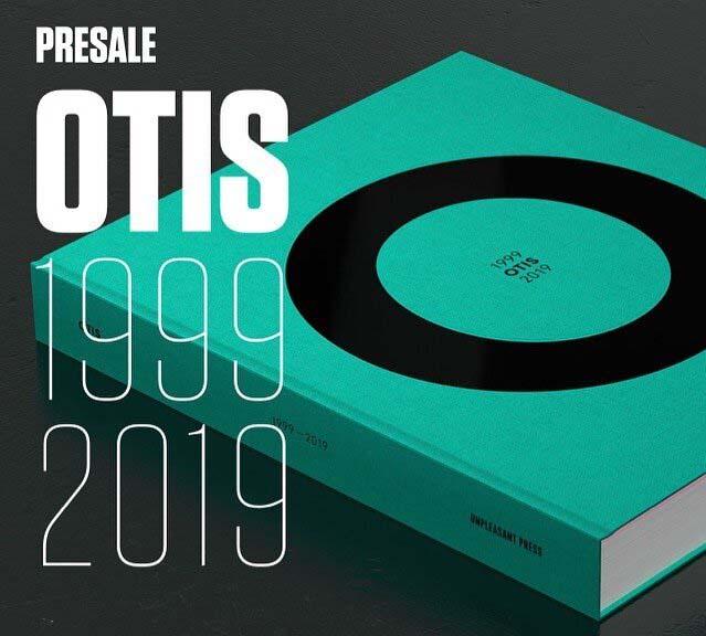 OTIS 1999–2019 book