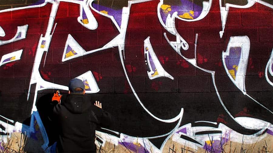 Graffiti Session: ASON