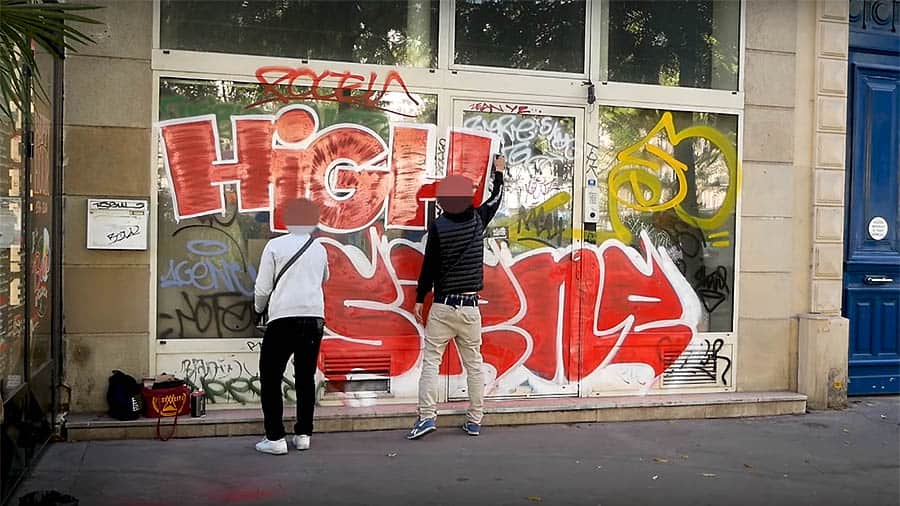 ONEDAY with HIGH & SIENE in PARIS