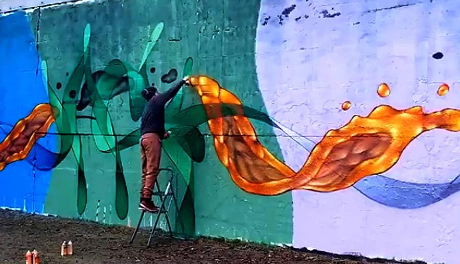 GRAFFITI   JACK