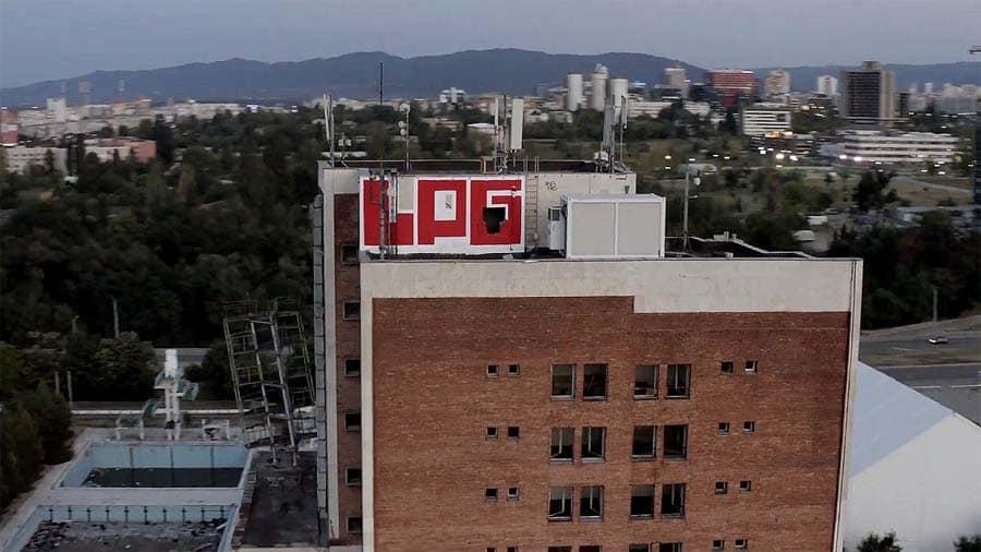LPG |  Rooftop bombing
