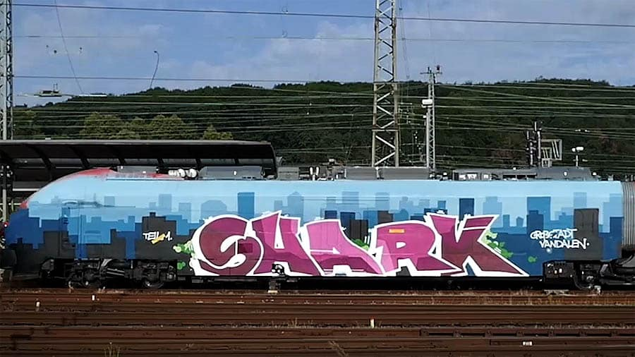 THE RISE OF GRAFFITI WRITING – FROM NEW YORK TO EUROPE – EPISODES 17-19