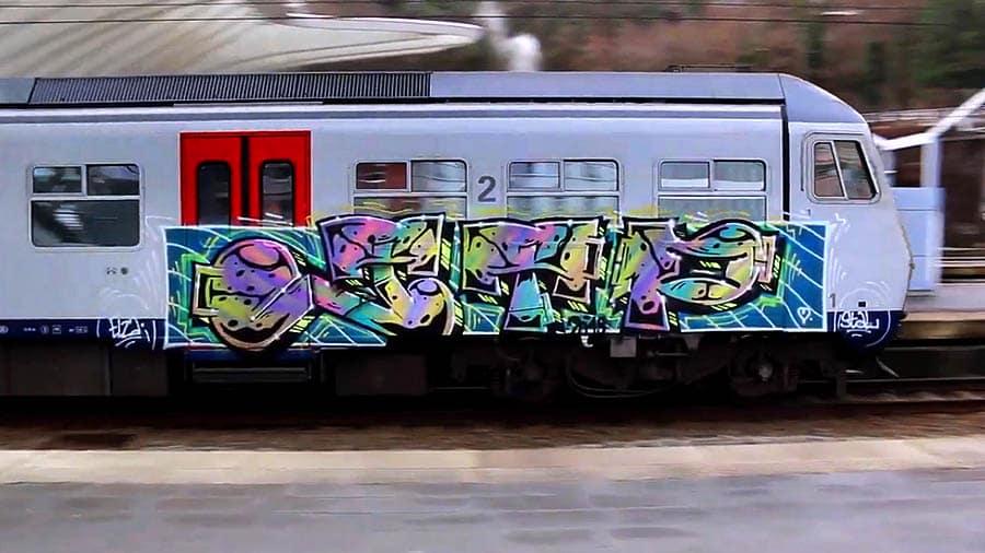 Tox City Trains #9