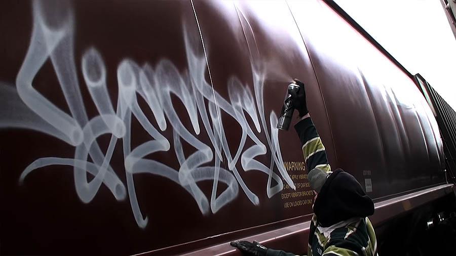 Train Graffiti | SDK 2020