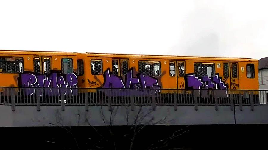 RUNNING IN: BERLIN [02.2020]
