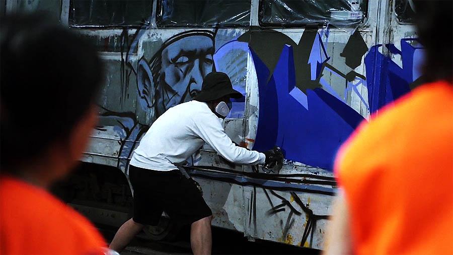 EFFECT GRAFF | Фестиваль БУРЯТИЯ В КРАСКАХ | Часть 4
