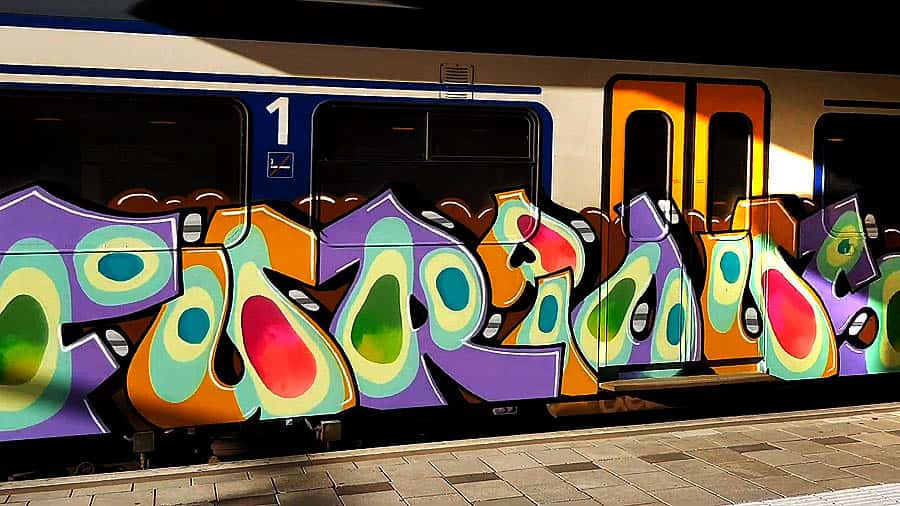 Dutch Trainspotting by Nachtfront 3 | 2020