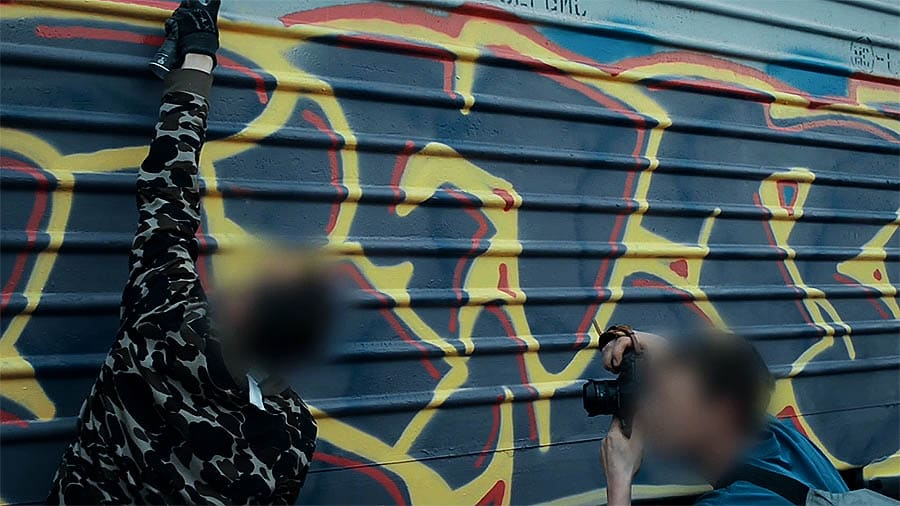 MY NAME STREETS — уличный фотограф