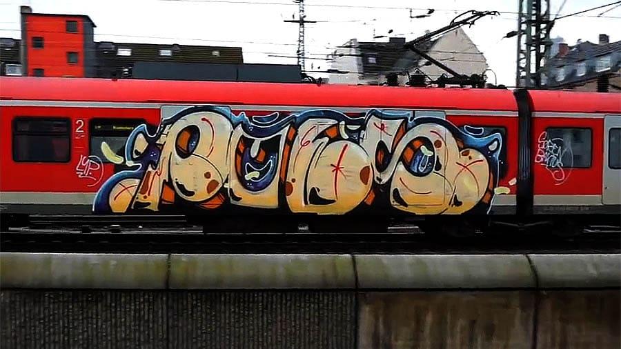 Veedels Graffiti Spotting 19/20