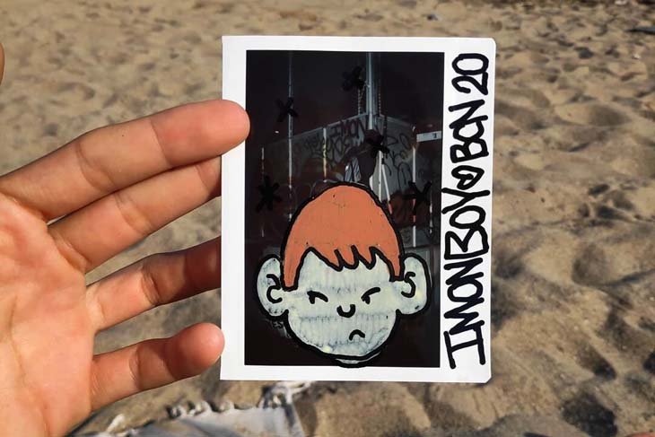 Imon Boy - The Album