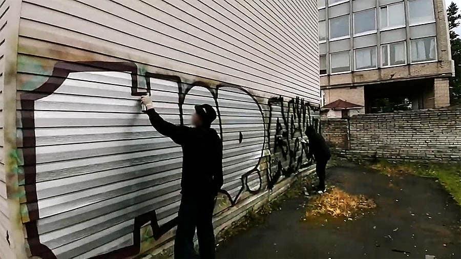 BSK & HOP CREWS | Graffiti qarantine