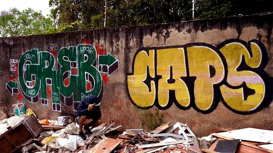 GRAB & CAPS | São Paulo