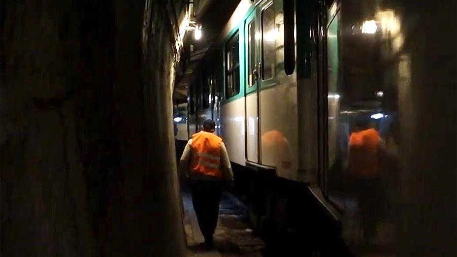 Трейлер: Train Metro Street 2020
