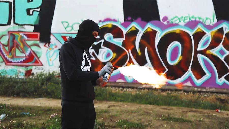 Smokey Graffiti   Shustov.id