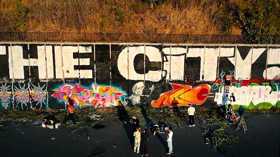 SPRAY K EVENT | Граффити-фестиваль в Киеве