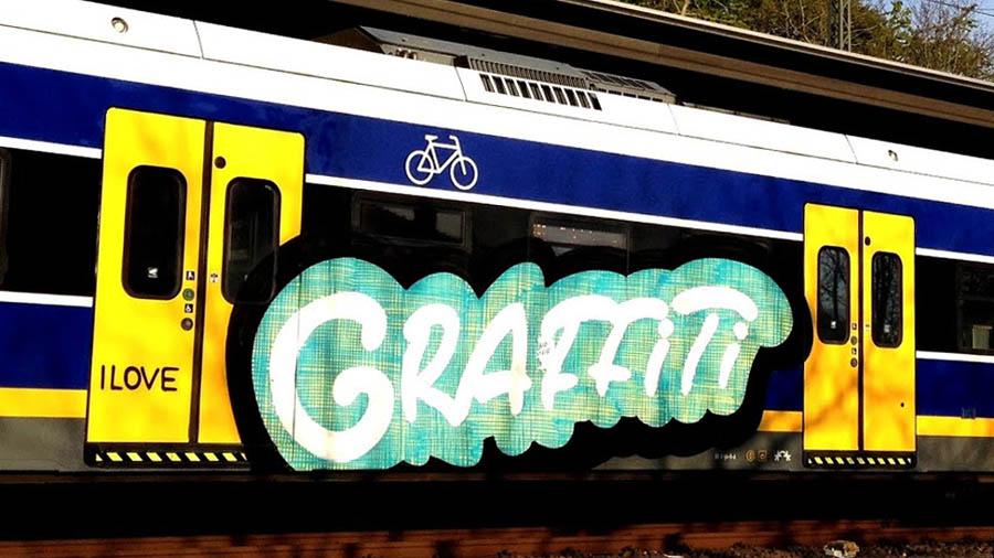 Bremen Graffiti Trains — #2 2020