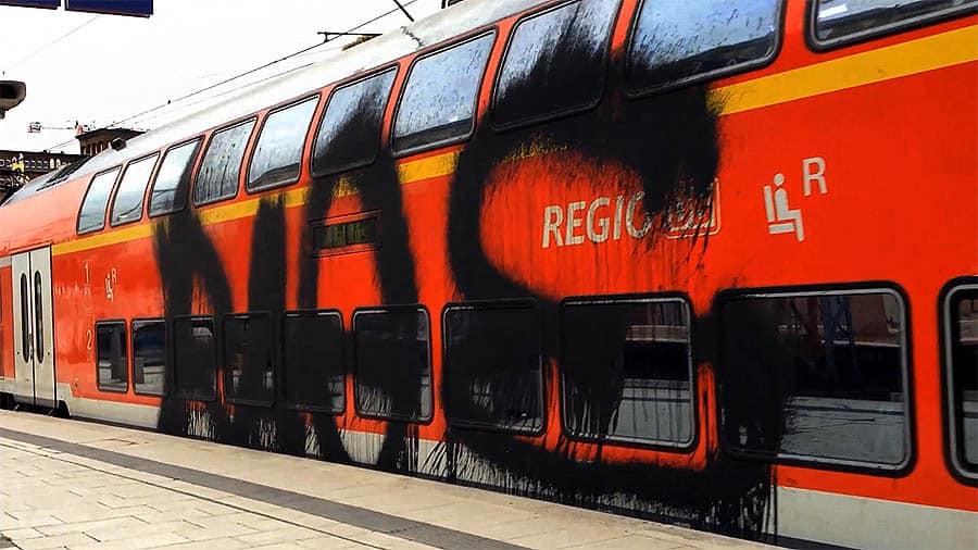 Hamburg & Hannover Graffiti Trains #2 2020