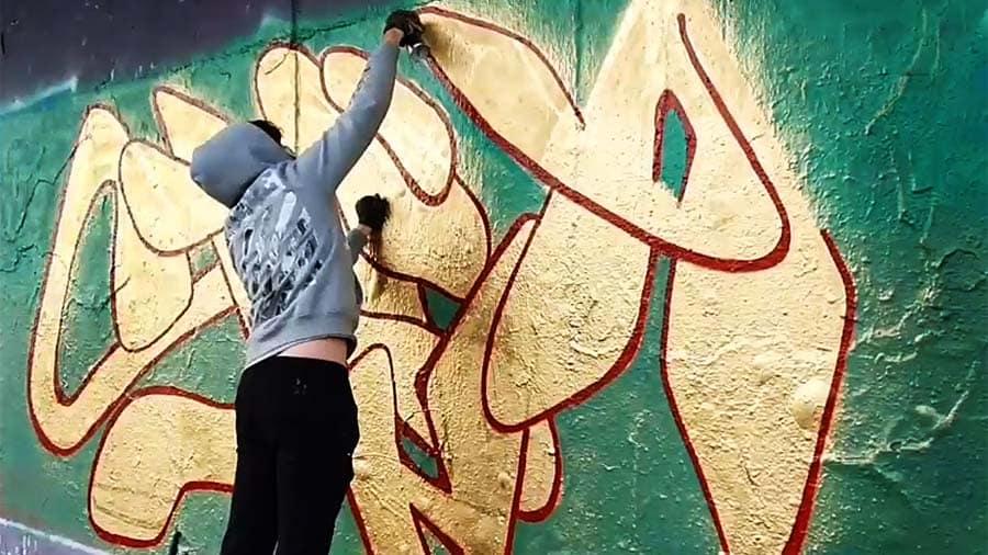 ИзУгла | Контрасты  | Граффити подкаст