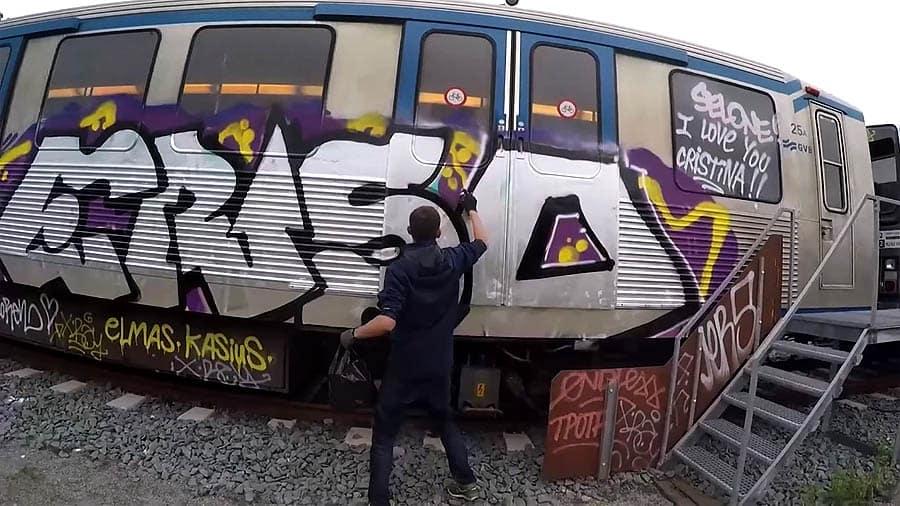Michel, Brandade & Graffiti