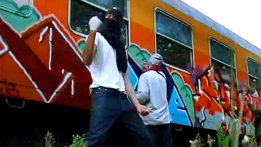 Фильм: Usual Suspect 2008