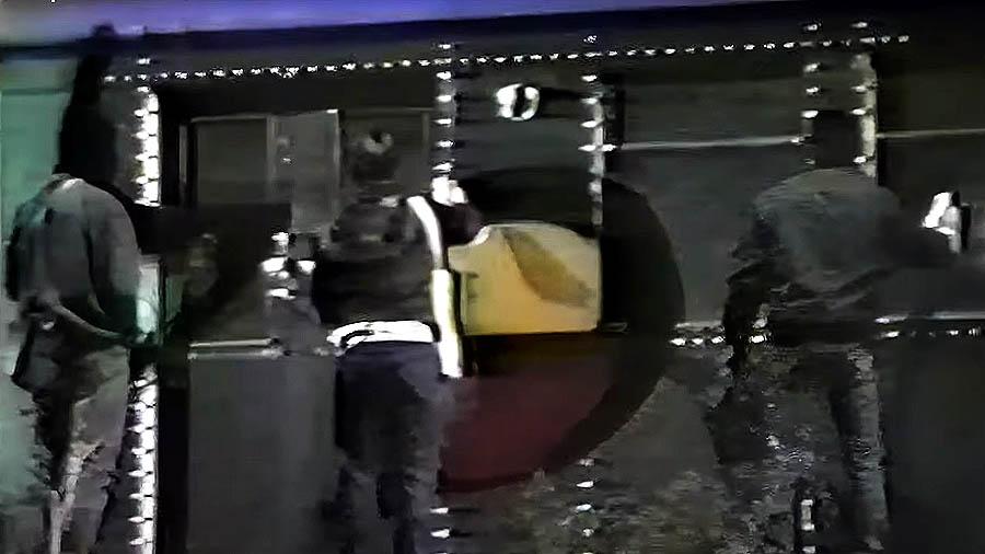 HARD KNOCKS 2 — 1997 (POTSDAM/BERLIN)