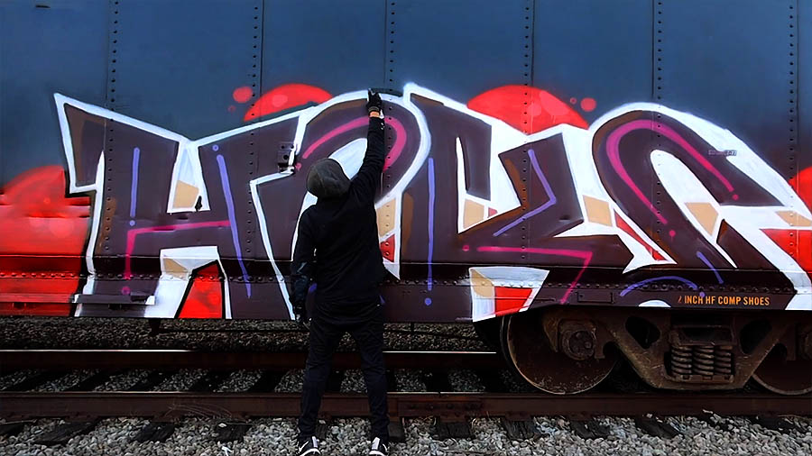 We Ride By Train | Heks x Neen