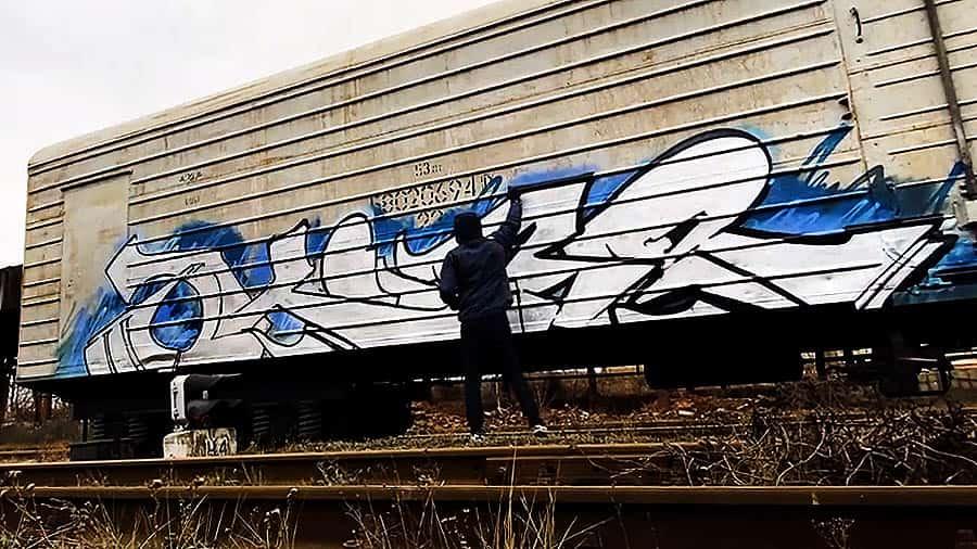 KIBR: Bombing on Freight Train