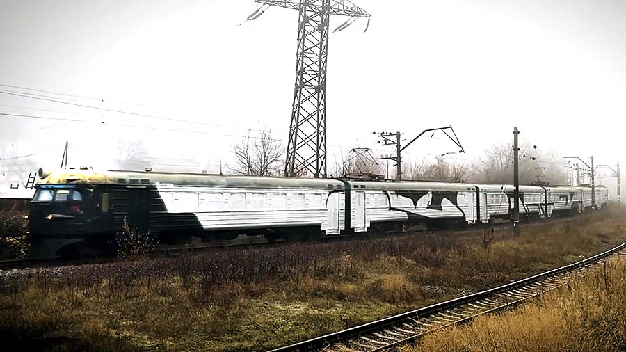 KIBR WHOLETRAIN | UKRAINE