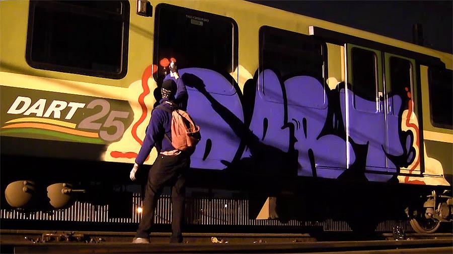 DART25 TRAIN
