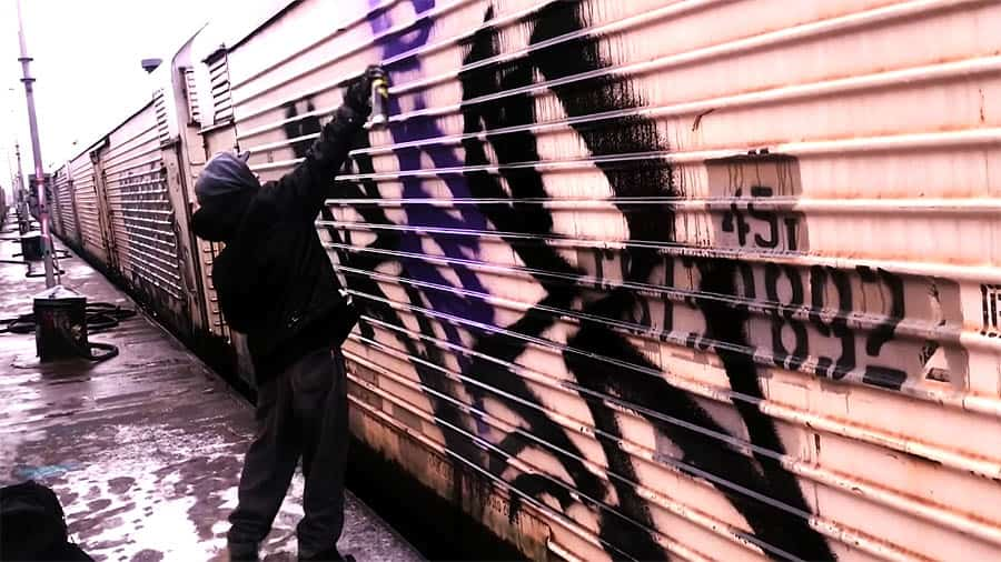 Rebel813 | GRAFFITI BOMBING