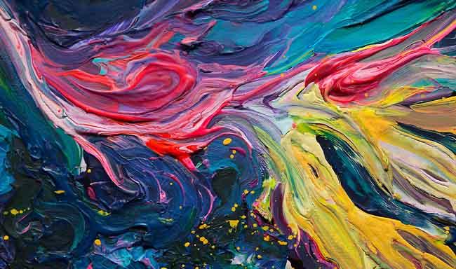 Магазин для творчества Цветное