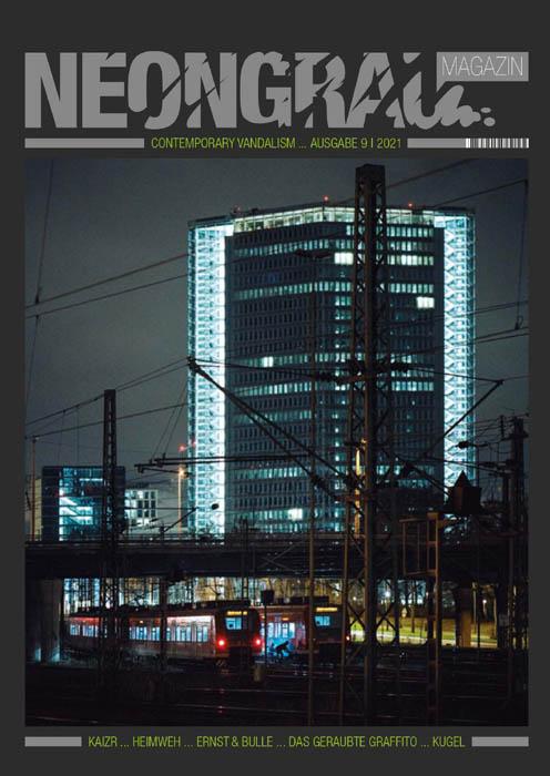 Превью | Журнал NEONGRAU #09