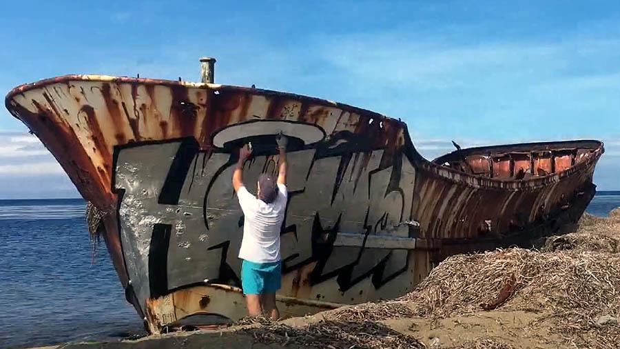 НЕМЫ | Особенности национального граффити 1
