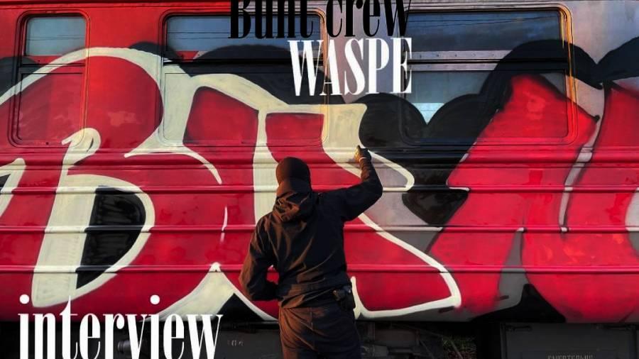 Diesel Burn #4 | Waspe